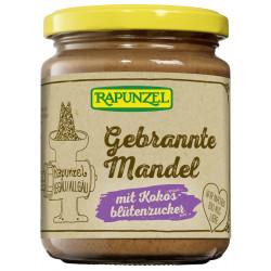 Rapunzel - Gebrannte Mandel Aufstrich mit Kokosblütenzucker - 250g