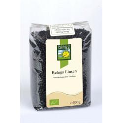 Bohlsener Mühle - Beluga Linsen (schwarz) - 500g