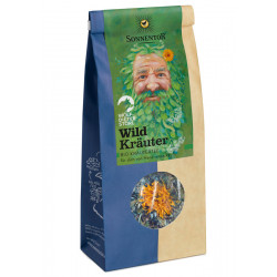 Sonnentor wild herbal tea loose, organic - 50g