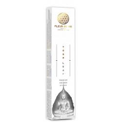 Fleur de Vie - Yoga Leaf incense sticks - 15g