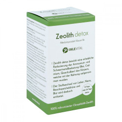 Ihlevital - Zeolith detox Pulver - 90g