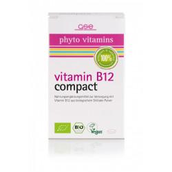 GSE - Vitamin B12 Compact (Bio) - 120 Tabletten