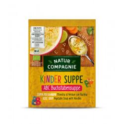 Natur Compagnie - zuppa alfabetica per bambini - 50g