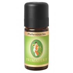 Primavera - Bio Pfefferminze ätherisches Öl - 10 ml