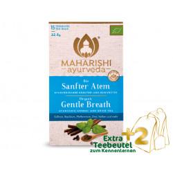 Maharishi Ayurveda - Sanfter Atem Tee Bio - 15 Beutel