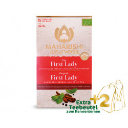 Maharishi Ayurveda - First Lady Tea organic - 15 bags