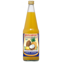 BEUTELSBACHER - Coconut-Pineapple Drink - 0.7 l