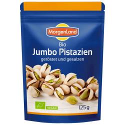 MorgenLand - Organic Jumbo Pistachios - 125g