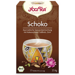 Yogi Tea - Chocolate - 17 tea bags