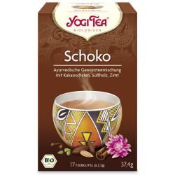 Yogi Tea - Schoko - 17 Teebeutel