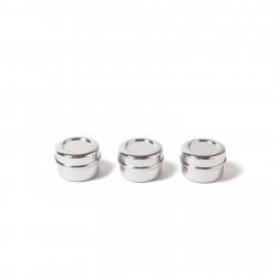ECO Brotbox - Boîtes de chutney - 3 pièces
