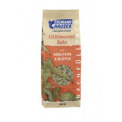 ErdmannHauser - light root salt herbs & blossoms, refill pack - 200g