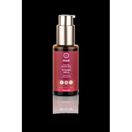 Khadi - Ayurvedic Hair Oil Strong Amla - 50ml