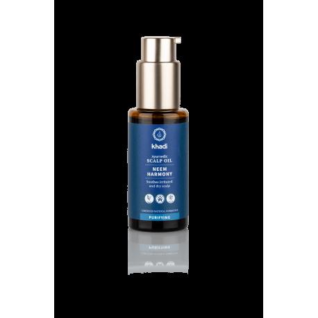 Khadi - Ayurvedic scalp oil Neem Harmony - 50ml
