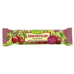 Rapunzel - Fruchtschnitte Sauerkirsche - 40g