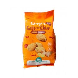 Terrasana - Biscuits Gingembre, Goji & Chia - 150g