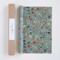 Little Bee Fresh - organic beeswax roll terrazzo - 0.7m