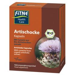 Fitné - organic artichoke capsules - 60 pieces