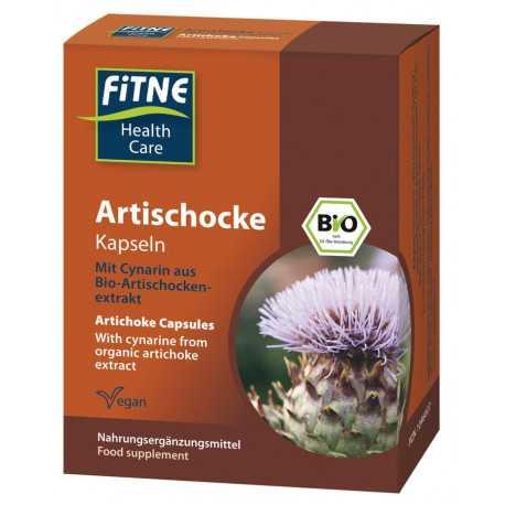 Fitné - capsules d'artichaut bio - 60 pièces