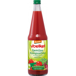 Voelkel - vegetable composition - 0.7 l
