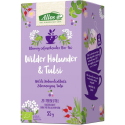 Allos - Wilder Holunder & Tulsi - 35g