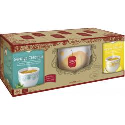 Yogi Tea - Geschenkset 2 Tees mit Tasse