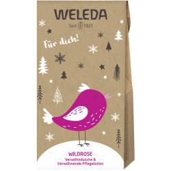 Weleda - Mini gift set wild rose