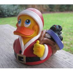 Lanco - Badeente Weihnachtsmann - 1 Ente
