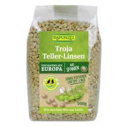 Raiponce - Assiette de lentilles Troy - 500g