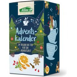 Allos - Adventskalender Tee - 43g