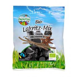 Ökovital - mix di liquirizia bio - 80g