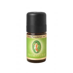 Primavera - Ylang-Ylang kompl. bio Ätherisches Öl - 5ml