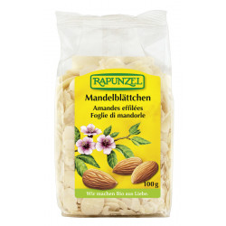 Rapunzel - flaked almonds - 100g