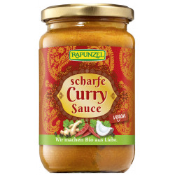 Raiponce - sauce curry...