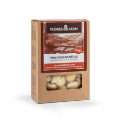Flores Farm - Premium Macadamia Biologica - 75g