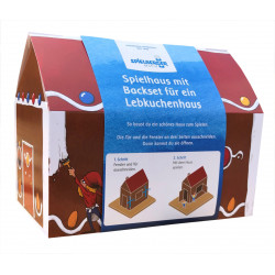 Spielberger - Backset Lebkuchenhaus - 1st