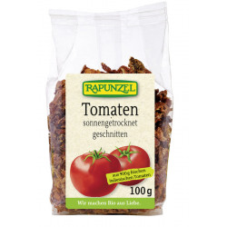 Raiponce - tomates séchées, coupées - 100g