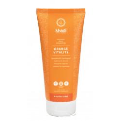 Khadi - Orange Vitality Shampoo - 200ml
