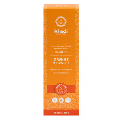 Khadi - Orange Vitality...