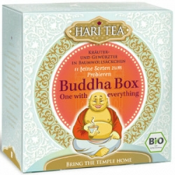 Hari Tea Buddha Box - 11 Bag