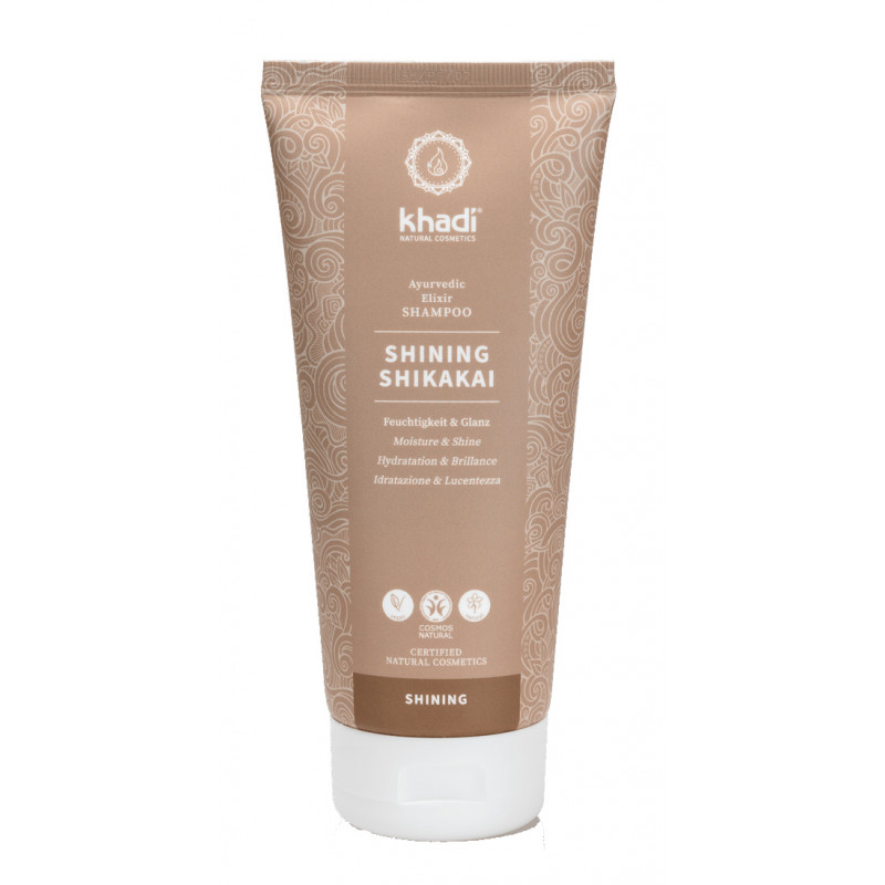 Khadi - Shining Shikakai Shampoo - 200ml