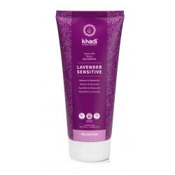Khadi - Shampooing Sensible à la Lavande - 200ml