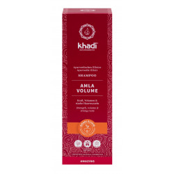 Khadi - Amla Volume Shampoo...