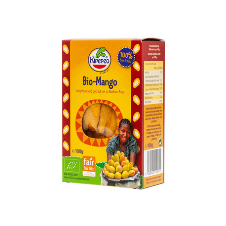Kipepeo - dried mango - 100g