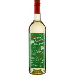 riegel - MARRY´S Fair Trade Glühwein Weiß - 0,75l