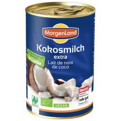 MorgenLand - lait de coco - 400ml