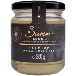 Summ SUMM - Miel de fleur d'acacia premium - 250g