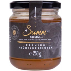 Summ SUMM - Premium Frühjahrsblütenhonig - 250g