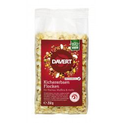 Davert - Flocons de pois chiches - 250g