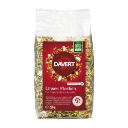 Davert - flocons de lentilles - 250g